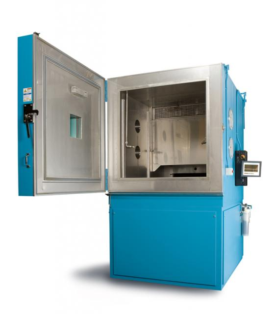 automated corrosion chamber